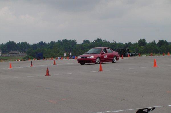 Dad Racing