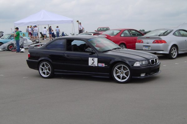 Black M3
